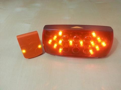 Wireless Control Panel & Tail Lamp