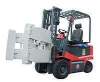 Advanced Electric Forklift Truck (Load:1.5Tons/2Tons/2.5Tons)Barrels folder / Roll folder Clamp(3300LB~5500LB)