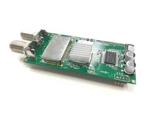 HD Diversity Digital TV Module for Mobile Application