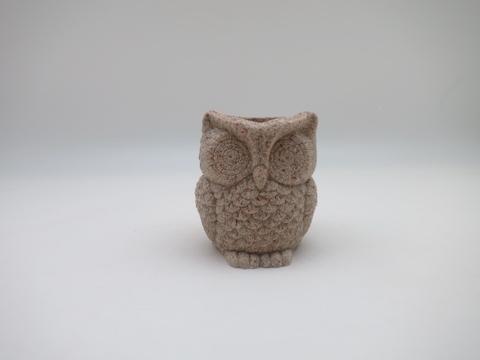 SANDSTONE OWL DESIGN BATH SETS