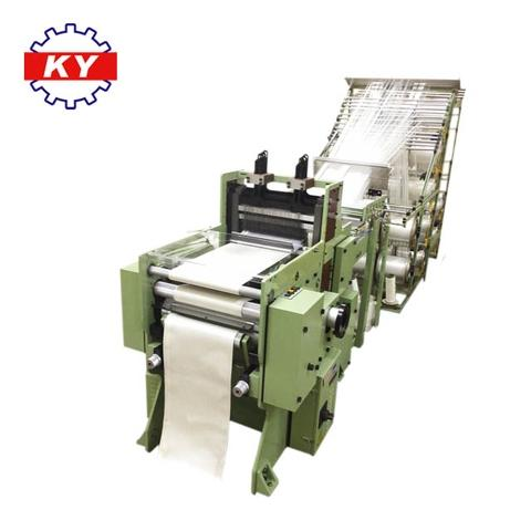 Needle loom machine for lifting slings 370mm width