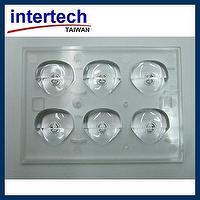 LED plastic mold
