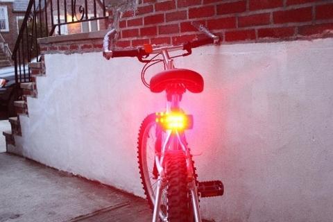 Automatic Motion Sensor Break LIght