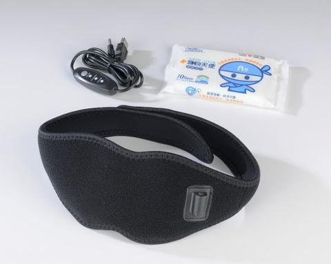 USB Electric Heating Pad Warm for Eyes Mask USB Heating
