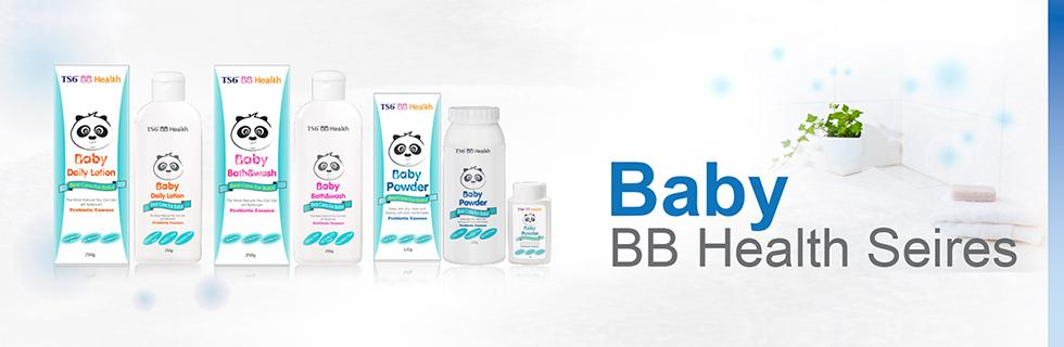 TS6 BB Health Baby Care Series