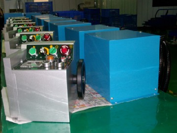 assembe of autoposition servo feeder, suitable for used or new milling machine