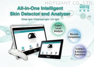 All-in-one Intelligent Skin Detector and Analyzer
