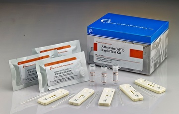 Aflatoxin (AFT) Rapid test Kit