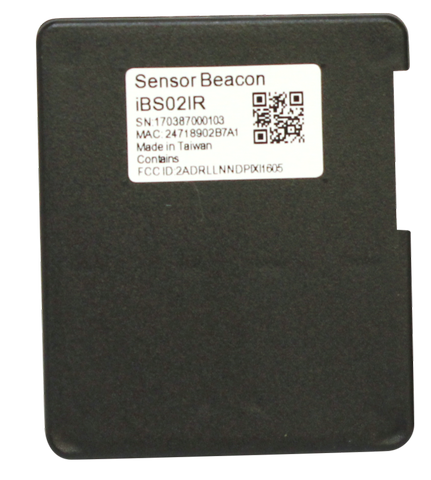 BLE PIR sensor beacon tag for moving detection | Taiwantrade com