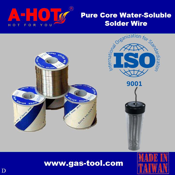 Brand New Pure Core Water-Soluble Solder Wire