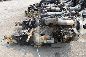 Taiwan Used Engine For Nissan Td27 Joywell Motor