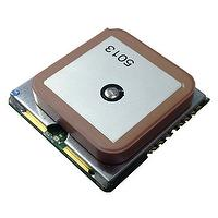GM-A703 , SS5 , size: 30*30*6.4 mm , SMT Mountable, Ultra-High Performance, GPS Module with Patch Antenna