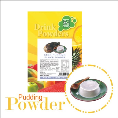 Taro Flavoured Pudding Powder