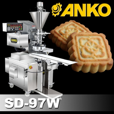 Automatic Maammoul And Moon Cake Production Line(Maamoul, Moon Cake, Anko Food Machine)