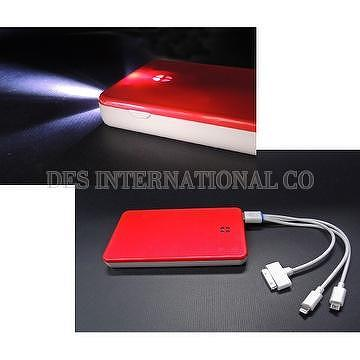 Multi-functional Portable Powerbank