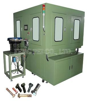 AUTO DRILLING & CHAMFERING MACHINE