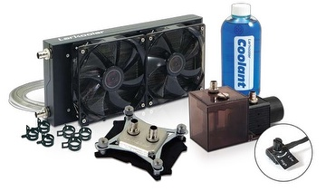 Larkooler Skywater 330 Cpu Water Cooling Kit Taiwantrade Com