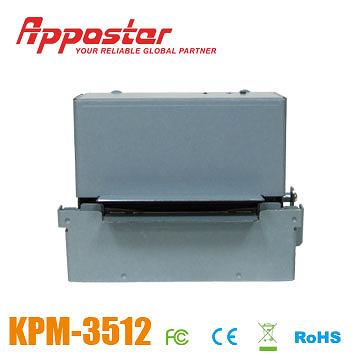 Appostar Printer Module KPM3512 Side View