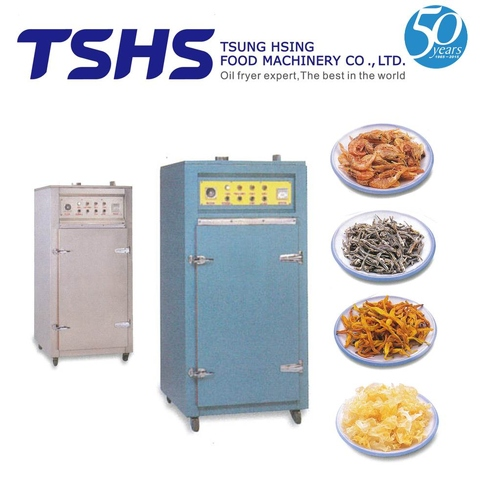 High Working Industrial Box Type Food Dehydrating Machinery