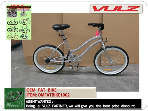 26 inch fat tire bicycle beach cruiser snow bike
