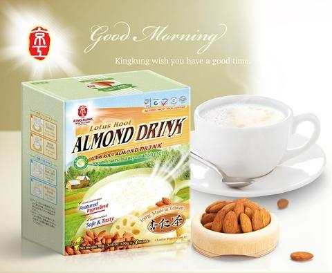 KingKung- Lotus Root Almond Drink (Best Selling)