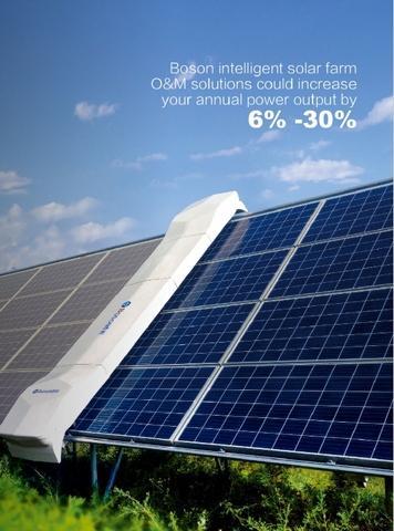 solar panels cleaner