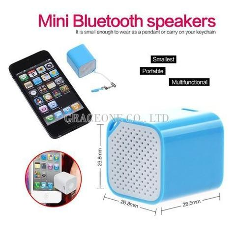 Bluetooth Speaker Selfie Camera