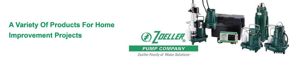 zoeller water pump system