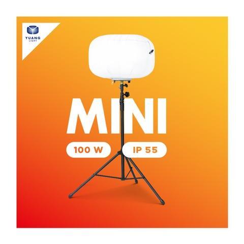 LED Balloon Light Tower Mini 100W