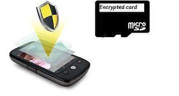 Encrypted mobile communication