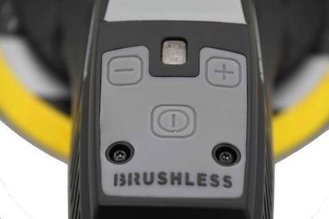 """CE Brushless 6"""" Electric Orbital Sander"""