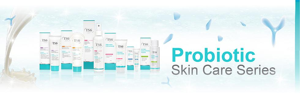 TS6 Probiotic Personal and Skin Care Series