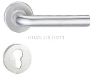 Steel Door Lock Handle Set