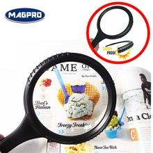 magnifying glass with sturdy shockproof design