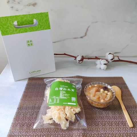 Taiwan Dried White Fungus Premium Grade 02