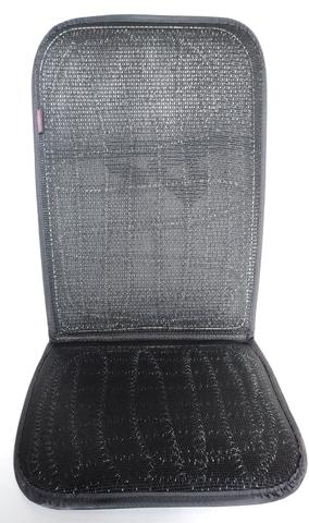 Mesh spring type breathable seat cushion