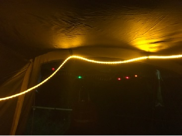 USB Mosquito Repellent LED Lamp