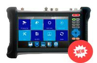 "7"" all-in-one IP tester monitor with AHD TVI CVI"
