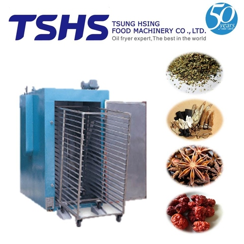 New Products 2016 Cabinet Type Automatic Food Drying Plant
