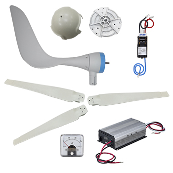 600W DIY Wind Turbine (DA-600)