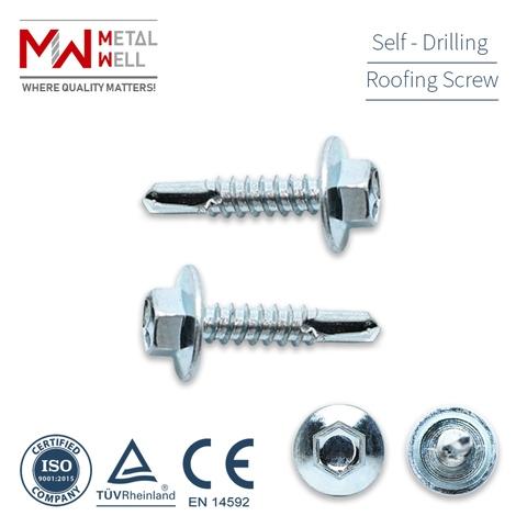 Taiwan Sheet metal self drilling screw | Taiwantrade