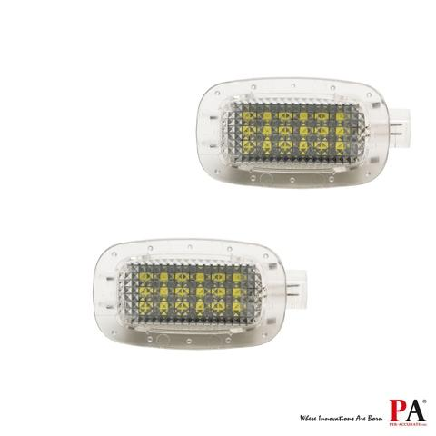 PA 18 SMD 3528 LED Bulb Door Entry Lights CANBUS Error Free for BENZ W164 X164 A45 C197 W204