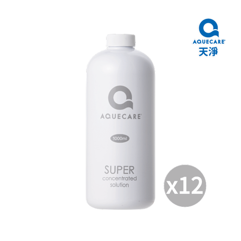 Super Concentrate Disinfectant 1000ml*12