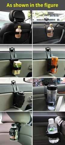 Japan【idea auto】Vehicle-Mounted Adjustable Cup Holder