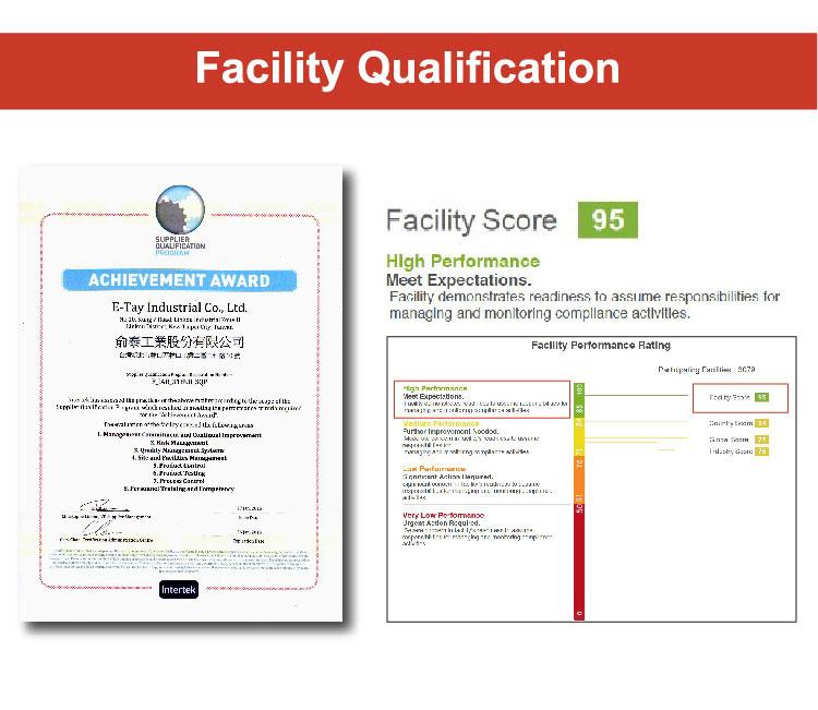 facility qualification
