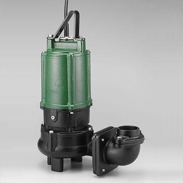SUBMERSIBLE DIE CAST PUMPS ,Wasted Handling