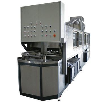 Taiwan Rotary Type High Pressure Spray Cleaning Machine