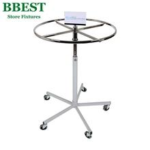 Metal Circular Clothing Display Rail | BBEST