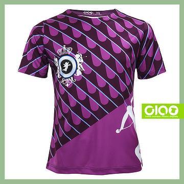 Custom LOGO 100 gsm unicorn for women china baseball tshirt