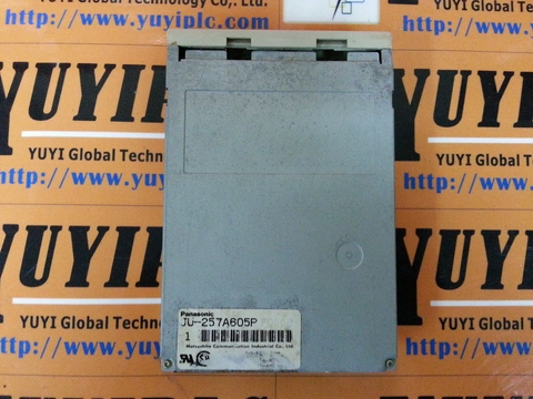 Panasonic Ju-257a605p INTERNAL FLOPPY